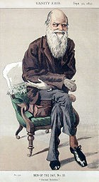 Caricature from 1871 Vanity Fair