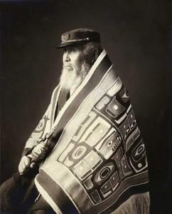 Chief Anotklosh-of the Taku Tribe