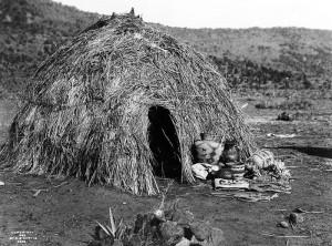 Traditional Wigwam